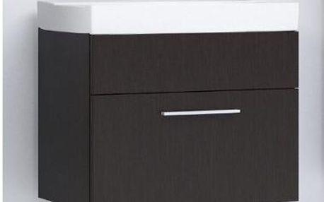 LP2 Závěsná koupelnová skříňka pod umyvadlo (7 barev)