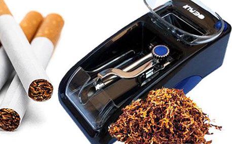 Elektrická plnička cigaretových dutinek