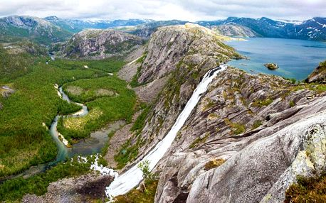 Zájezd do Skandinávie: Severní Norsko a Švédsko