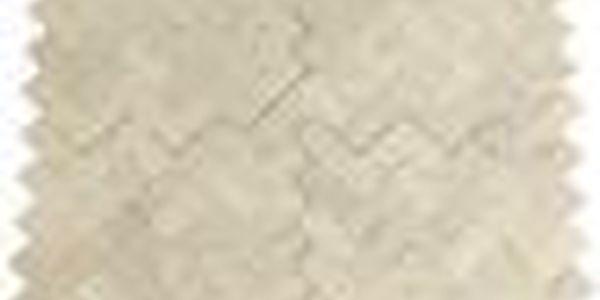 Mramorová mozaika Garth - krémová obklady - 1x síťka2