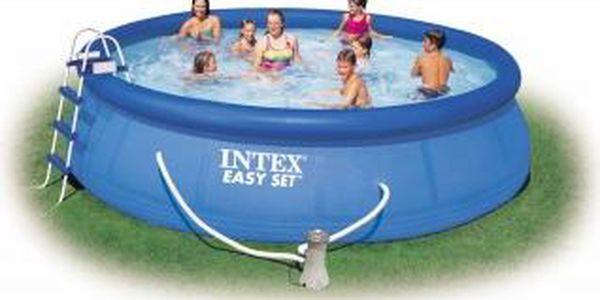 Bazén Intex 4,57 x 1,07 m (pouze folie bez filtrace a příslušenství)