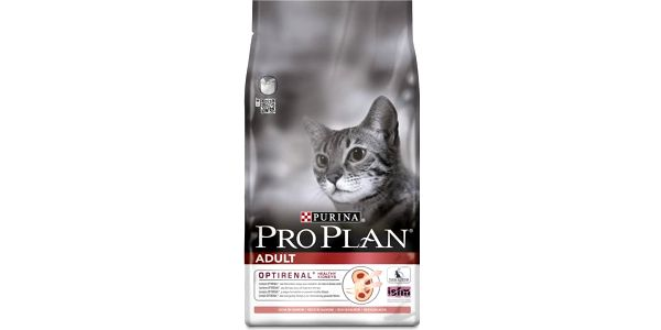 Purina Pro Plan Cat Adult Salmon 10 kg