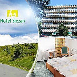 Hrubý Jeseník, Hotel Slezan*** na 3 až 6 dní pro 1 či 2 osoby s polopenzí, 90min. wellness, slevou na motokáry i masáže.