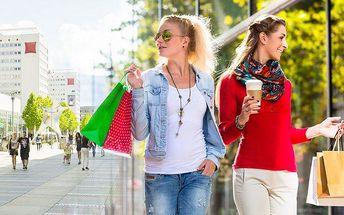 Celodenní zájezd za nákupy do německých Drážďan pro 1 s možností prohlídky města