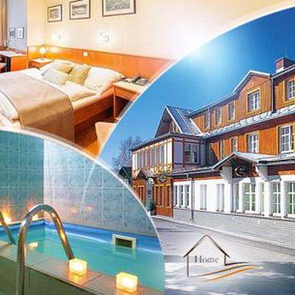 Krkonoše, Špindlerův Mlýn - Hotel Sněžka**** na 3 nebo 5 dní + polopenze, privátní wellness a elektrokoloběžky!