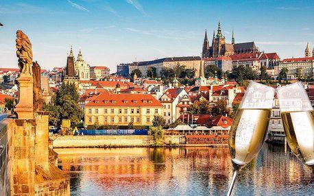 Prohlídka Prahy, výstava a drink v Tančícím domě