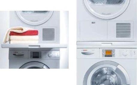 Spojovací sada Bosch WTZ 11300 pračka-sušička s výsuvem + 200 Kč za registraci + dodatečná sleva 30 %