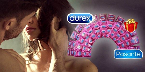 Jarní balíčky napěchované značkovými kondomy