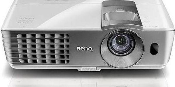 Projektor BenQ W1070+ (9H.J9H77.17E) bílý