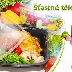 Krabičková dieta na 1,2 nebo 4 týdny! Vyvážená jídla s optimálním denním obsahem bílkovin, sacharidů a tuků.