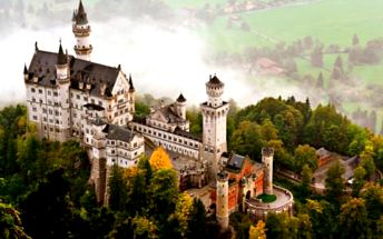 Autobusový zájezd za krásami Bavorska - zámky, jezera a soutěsky