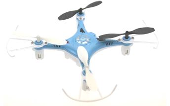 AIRCRAFT Q5 - Malý akrobatický dron