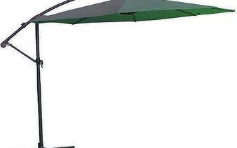 Slunečník Rojaplast 8080 závěsný 350 cm zelený