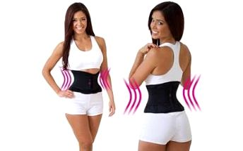 Mějte atraktivně vypasované boky a podporu pro lepší držení těla s dámským zeštíhlujícím pásem Miss belt za bezkonkurenční cenu.