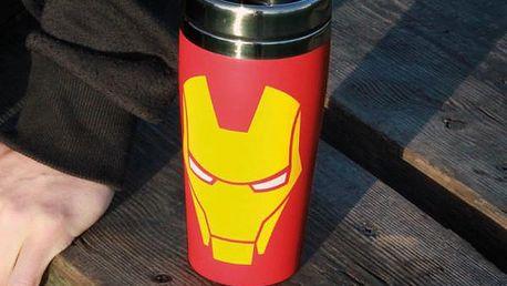 Cestovní termohrnek Iron Man