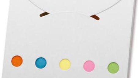 Lepící papírky - dodání do 2 dnů