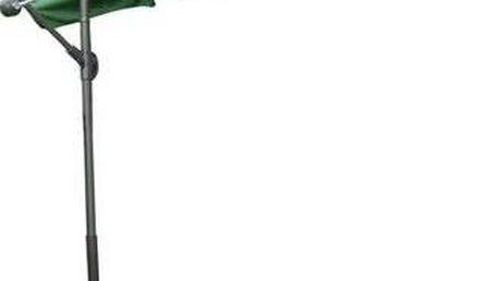 Slunečník Rojaplast Exclusive závěsný 300 cm zelený