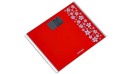 Osobní váha Concept VO 2830 červená