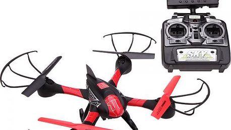 HAWK-EYE FPV - HD - RC dron s online přenosem videa