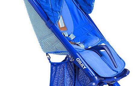 OILILY Kombinovaný kočárek Combi-Buggy, Blue