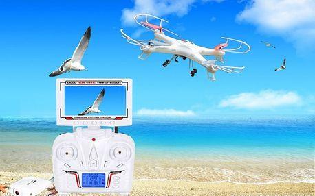UFO BIG-LH - RC dron s kamerou a online FPV přenosem