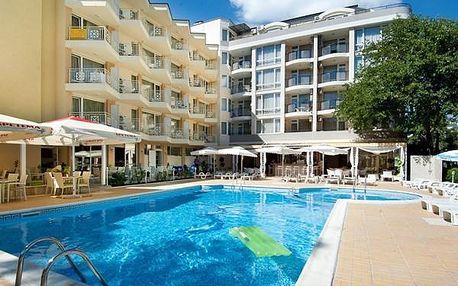 Hotel KARLOVO, Burgas (oblast), Bulharsko, letecky