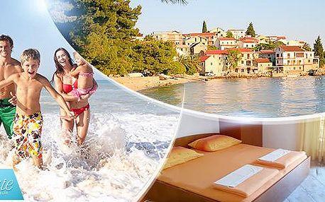 Chorvatsko, Makarská Riviéra - Podaca! 8 dní pro 1 osobu v apartmánu u moře, možnost dopravy, 7-9/2016