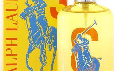 Ralph Lauren Big Pony 3 for Women toaletní voda 100ml pro ženy