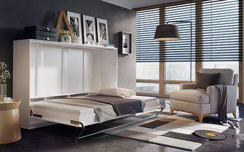 SCONTO MURPHY Výklopná postel