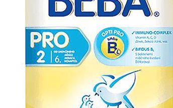 6x Nestlé Beba 2 PRO (600g)