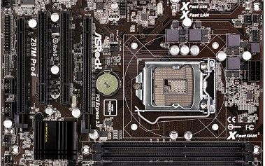 ASRock Z87M Pro4 - Intel Z87