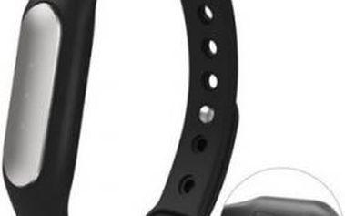 Fitness náramek Xiaomi Mi Band 1s se senzorem srdečního tepu černý