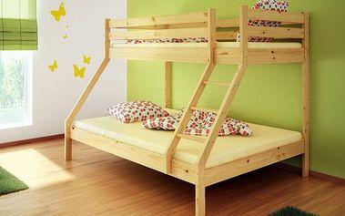SCONTO MIKE Patrová postel