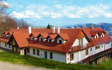 3–6denní pobyt s wellness a polopenzí v chatě Jana v Bílých Karpatech pro 2 osoby