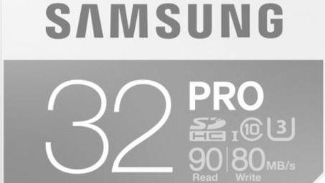 Samsung 32GB UHS-I U3 (90R/80W) (MB-SG32E/EU)