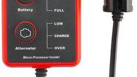 Extol Premium (8897310) tester autobaterie a alternátoru, digitální, 2funkce