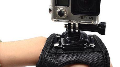 Držák na ruku pro akční outdoor kameru GoPRO