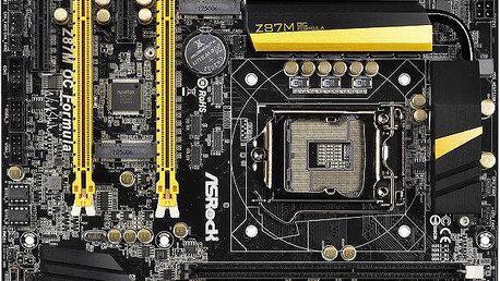 ASRock Z87M OC Formula - Intel Z87