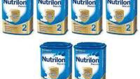 NUTRILON 2 Pronutra balení 6x800 g