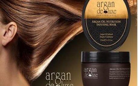 Araganová výživa pro vlasy 250 ml