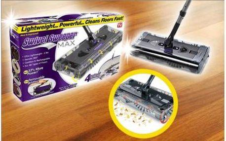 Bezdrátový ruční vysavač Swivel Sweeper Max - Konečně řešení pro snadný a rychlý úklid!