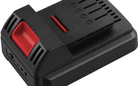 Extol Premium (8895600B) baterie akumulátorová 18V Li-ion k nůžkám na živý plot
