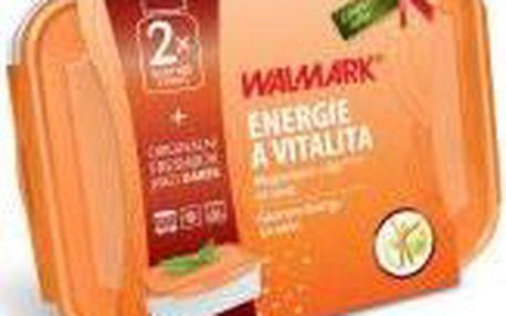 Walmark Energie a vitalita 60 + 60 tablet + DÁREK Originální freshbox poškozený obal