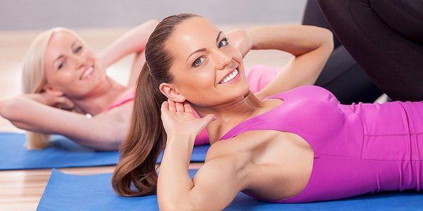 Členství v dámském fitness Contours + masáž