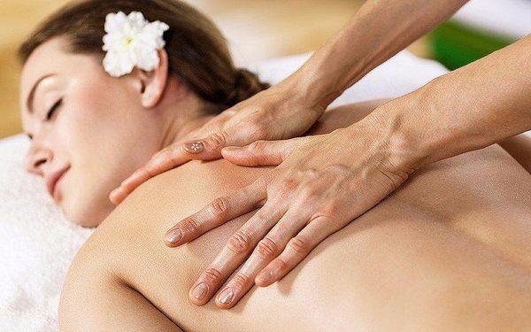 Hodinová ajurvédská masáž pro vaše blaho