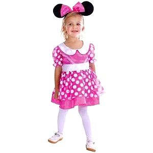 Šaty na karneval - Myšička vel. XS