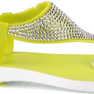 Gumové sandálky 9001YE