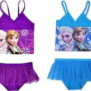 Dívčí plavečky Elza a Anna - 2 barvy
