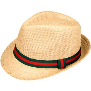 Letní klobouk Natural unisex