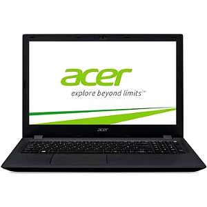 Acer TravelMate P257-M Black